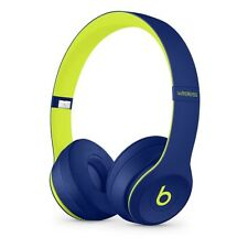 BEATS BY DR. DRE SOLO3 WIRELESS OVER EAR HEADPHONES - POP INDIGO **BRAND NEW**