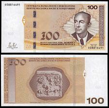 More details for bosnia herzegovina 100 maraka (p86a) 2012 unc