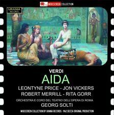 VERDI AIDA (SOLTI) - PRICE LEONTYNE  JOHN VICKERS [CD]