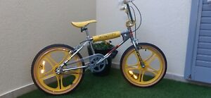 Bmx old school Mongoose Stranger Things Limited