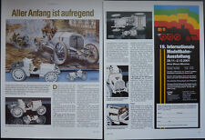 Collecter DISTLER Mercedes-Voiture de Course 35 HP de 1901.... un modèle de rapport