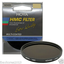 HOYA 49mm HMC ND400 Filter Multi-Coated Neutral Density NDx400 Lens Filter 49mm