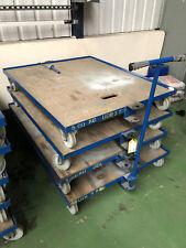 Bradshaw Electric Tow Tug carts.
