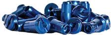Bulldog 98-610D Rear Spoke Nipples Blue Rear 898-610D 898-610D