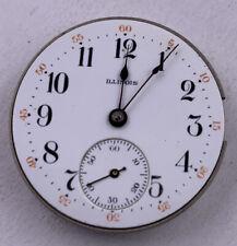 1914 Illinois 201 0 Size 11 Jewel Pocket Watch