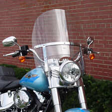 TOURING HEAVY DUTY WINDSHIELD (CLEAR)