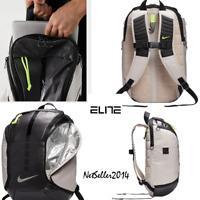 UNIQUE 🆕🔥 Nike Hoops Elite Pro Backpack Winterized Waterproof Black/Beige Bag