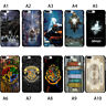 Hogwarts Express Harry Potter Art Soft TPU Case Cover For iphone X 6S 7 Plus 8