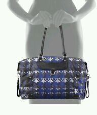 New Rebecca Minkoff Kendra Nylon Marc Diaper Bag Baby Blue Tote $295 Jacobs gift