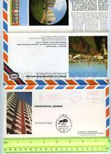 Olympics Postal History Stamps