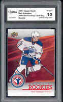 2013 Nail Yakupov Upper Deck Hockey Card Day rookie gem 10