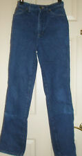 "Ladies LEE Jeans Size 10 Flannel Lined 32"" Inseam"