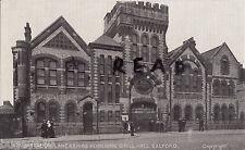 3rd Volunteer Battalion Lancashire Fusiliers Drill Hall Salford