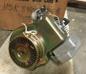 New Tecumseh HSK840-8208 Go Cart Snow Blower Engine / Motor with Muffler
