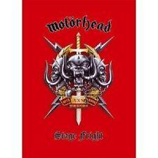 """MOTÖRHEAD """"STAGE FRIGHT"""" 2 DVD NEUWARE!"""
