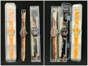 Swatch Watch 3 Total NEW/USED - So Fresh GE102, Drizzle GB214, Jingleme SLK118
