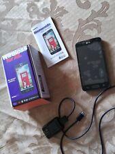 LG Optimus L70 LGMS323 - 4G Metro PCS Smartphone