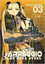 Arpeggio of Blue Steel Vol. 3, Performance, Ark, Excellent Book