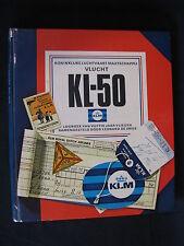 Meijer Pers Book Vlucht KL-50 Leonard de Vries (Nederlands)