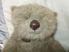 "Gund Collector's Classic 1985 Baron Bear Plush 18"""