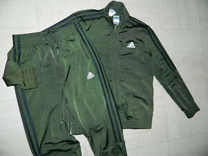 Boys' Adidas Sportswear Full Tracksuit Age 13/14 years
