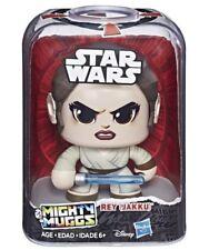 A6 Star Wars Rey Jakku Mighty Muggs Loot Crate DX Figure Last Jedi Disney Hasbro