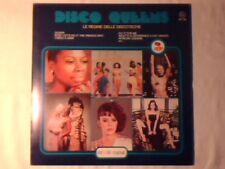 LP Disco queens GRACE JONES BUS CONNECTION RITCHE FAMILY  COME NUOVO LIKE NEW