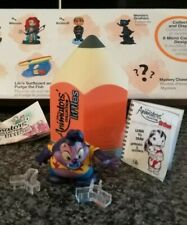 Disney Store Animators Collection Littles Wave 7 Orange Pencil - Very Rare..