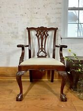 Gorgeous Solid Wood Dining Room Chairs- Extra Wide-Set of Six