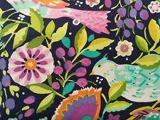 Michael Miller Folk birds Melodies 100%cotton fabric,fat quarter,freep&p,