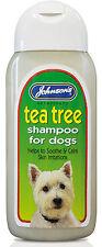 Johnson's Tea Tree Shampoo 400ml
