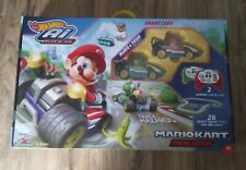 Hot Wheels AI Mario Kart Special Edition Yoshi & Mario Smart Car Nintendo RC New