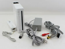 Nintendo Wii White Console Video with Controller