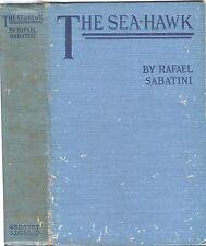 Rafael Sabatini . The Sea-Hawk . c.1924 Silent Movie Tie-in w/pictures HC