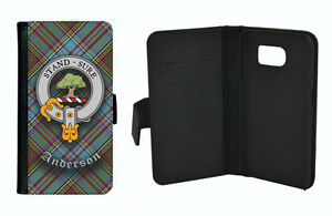 Anderson Clan Flip Case for Apple iPhone & Samsung Galaxy - Scottish
