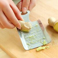 Lemon Zester Kitchen Garlic Grinding Grater Planer Slicer Cutter Tool Grinder