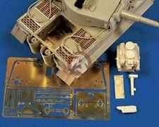 Verlinden 1/35 Tiger I Tank Engine and Compartment Detail Set (Tamiya 35146) 526