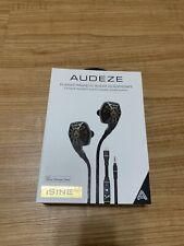 AUDEZE iSINE 20 Planar Magnetic In-Ear Headphones w/ Cipher Cables (V1 & V2)