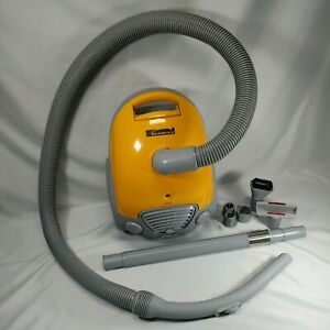 Kenmore Vacuum 721 Yellow Bagless Compact Canister