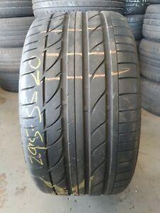 1X 295/35/20 105 Y 6.5mm Bridgestone Potenza S001 (Ref 323)