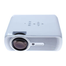 3000 Lumens Multimedia Home Theater Cinema HD 3LED Video Projector 1080P HDMI 3D