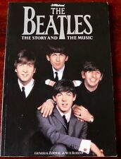 THE BEATLES THE STORY AND THE MUSIC BOOK (1984) ST. MICHAEL MARKS & SPENCER