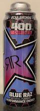 NEW ROCKSTAR XDURANCE PERFORMANCE ENERGY BLUE RAZ DRINK 24 FL OZ FULL CAN BUY IT