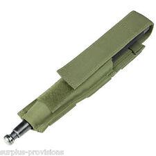 Condor Tactical Police Baton Pouch OD Green - Molle Strap #191029