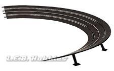 Carrera R3 High Banked Curve 3/30º slot car track, 6/pk 20576