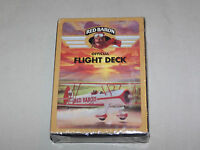 VINTAGE TOY 1992 RED BARON PIZZA  OFFICIAL FLIGHT DECK PLAYING CARDS UNOPENED