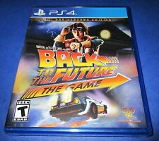 Back to the Future: The Game -- 30th Anniversary Edition Sony PlayStation 4