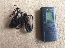 Sony ICD-B5 Voice Recorder (Battery Operated) 8MB 150 Min