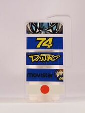 "MINICHAMPS DAIJIRO KATO PITBOARDS BOX HONDA ""74 MEMORIAL"" MOTOGP SCALA 1/12 NEW"