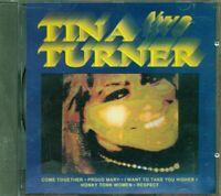 Tina Turner - Live Italy Press 1993 Cd Ottimo
